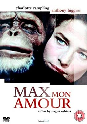 Max Mon Amour [DVD] [1990] by Charlotte Rampling