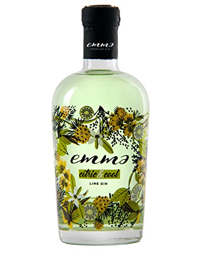 Emma Citric&Cool Ginebra de Lima - 700 ml