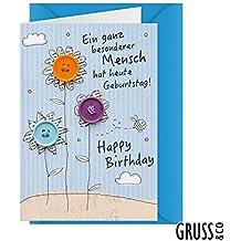 Suchergebnis Auf Amazon De Fur Geburtstagskarte Besondere
