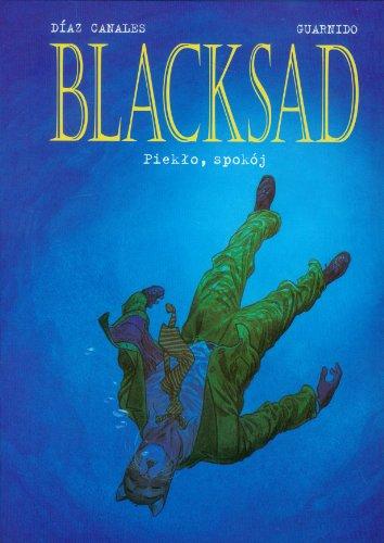 Blacksad Pieklo, spokoj t.4