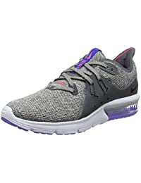 uk availability 8234c 310a6 Nike Air Max Sequent 3, Chaussures de Running Femme