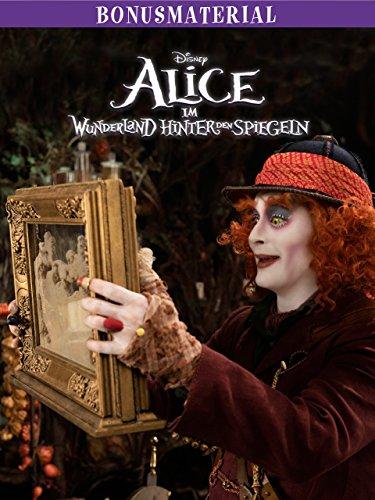 Alice im Wunderland: Hinter den Spiegeln (inkl. Bonusmaterial) ()