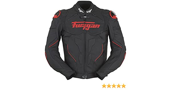 Rouge Et Blouson Noir Auto Furygan Moto Raptor pn4gwXtx7