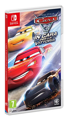Foto Cars 3 - Nintendo Switch