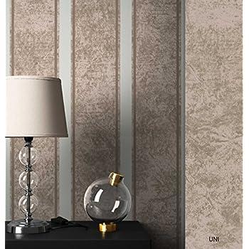 A.S Vinyl auf Vlies Tapete Jette 4-33925-5 Streifen gestreift beige braun
