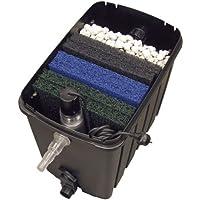 XClear Filtro para Estanque biosteps Incluye 11W UV de c, MAX. Flujo 5m³/h, MAX. Estanque tamaño 10m³