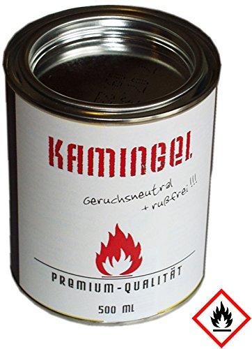 Brenngel Kamingel (K 509364) SikoTrend in 0,5 Liter Dose