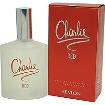Charlie Red by Revlon Eau de Toilette 3.4oz