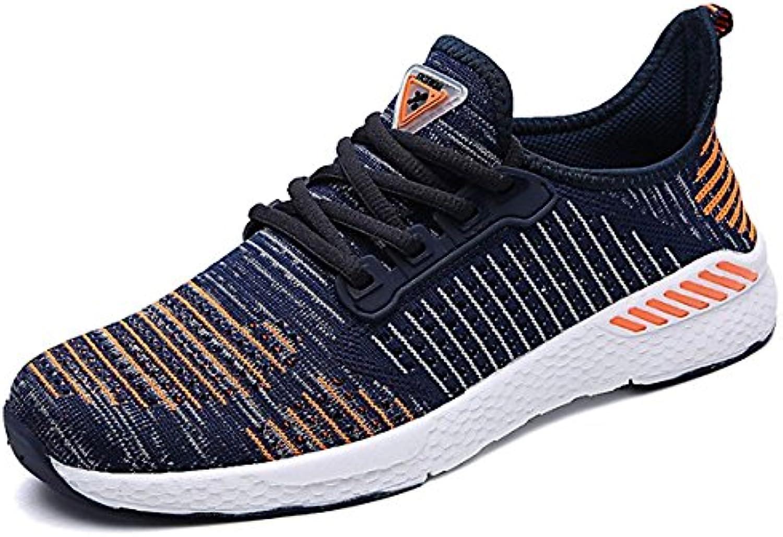 Zapatillas Unisex para Correr En Montaña Asfalto Aire Libre Deportes Transpirables Casual Zapatos De Running para  -