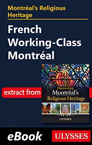 Descargar Libro Montréal's Religious Heritage: French Working-Class Montréal de Siham Jamaa