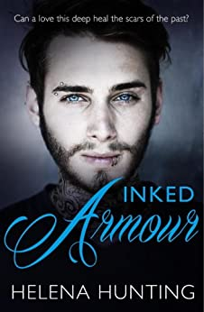Inked Armour (Clipped Wings Book 2) by [Hunting, Helena]
