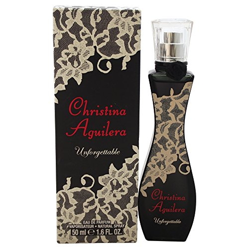 Christina Aguilera Unforgettable Eau de Parfum Natural Spray, 50 ml -