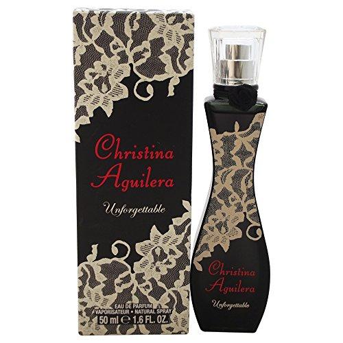 Christina Aguilera Unforgettable Eau de Parfum Natural Spray, 50 ml
