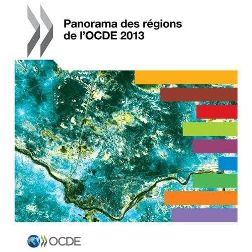 Panorama des régions de l'OCDE 2013