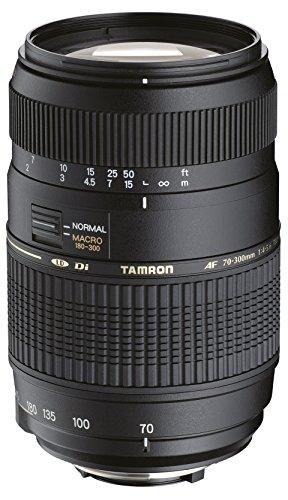 Tamron AF 70-300mm 4-5,6 Di LD Macro 1:2 digitales Objektiv für Pentax (Super-tele-objektiv)
