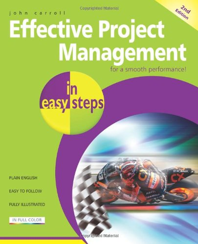 Effective Project Management in Easy Steps