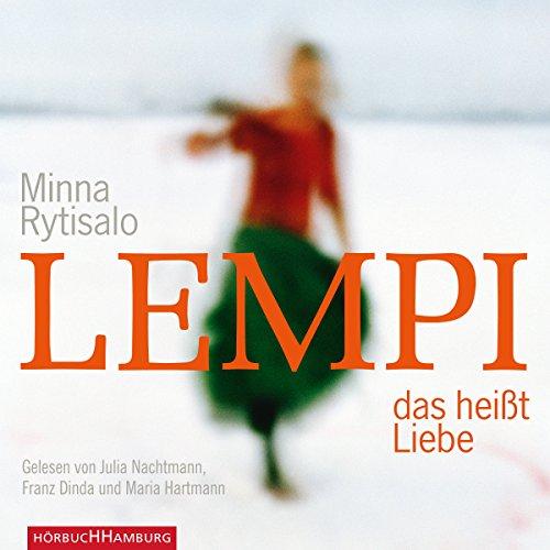 Buchseite und Rezensionen zu 'Lempi, das heißt Liebe' von Minna Rytisalo