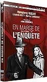 EN MARGE DE L'ENQUETE - COMBO DVD + BLU-RAY [Combo Blu-ray + DVD] [Combo Blu-ray + DVD]