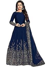 adb02d0790cd2 Amazon.in  Oranges - Dress Material   Ethnic Wear  Clothing ...