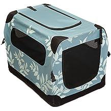 Favorite 71 x 51 x 51 cm Transportn para mascotas bolsa de viaje plegable y porttil para animales tela impermeable 600D Oxford y malla para ventilacin