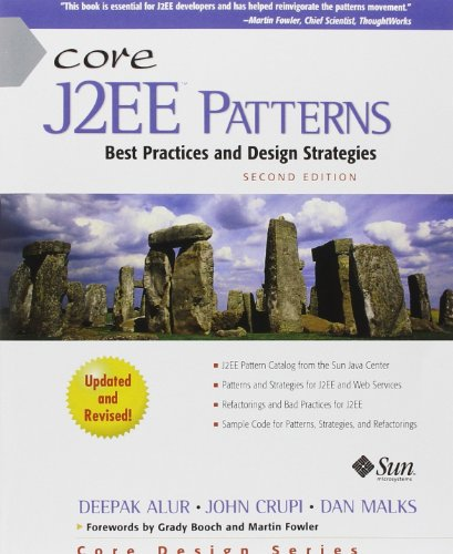 Core J2EE Patterns (paperback): Best Practices and Design Strategies (Prentice Hall Core)