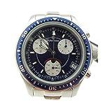 Orologio Wyler Vetta Uomo 119770.0602 Al quarzo (batteria) Acciaio Quandrante Blu Cinturino Acciaio