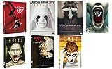 AMERICAN HORROR STORY - STAGIONI DA 1 A 7 (26 DVD) COFANETTI SINGOLI, ITALIANI
