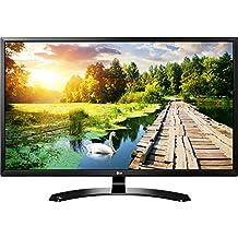 LG 32MP58HQ-P - Monitor para PC IPS/LED de 80 cm (32 pulgadas, Full HD, IPS, LED, 1920 x 1080 pixeles, 5 ms, 16:9, 200 cd/m2) Color Negro