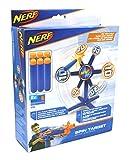 Nerf Spin Target Elektronische Zielscheibe inklusive 6 Elite Darts