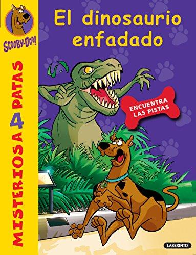 Scooby-Doo y el dinosaurio enfadado: 32 (Misterios a 4 patas) por Cristina Brambilla