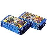 LEGO NEXO KNIGHTS Trading Cards Game Sammelkarten 20 x Booster