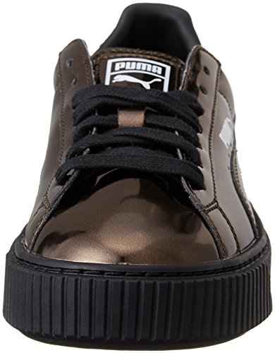Puma Platform Metallic Black 36233903, Turnschuhe Multicolor