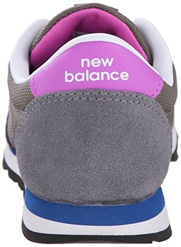New Balance 501, Baskets Basses Mixte Enfant Multicolore (Brown/Blue/Pink)
