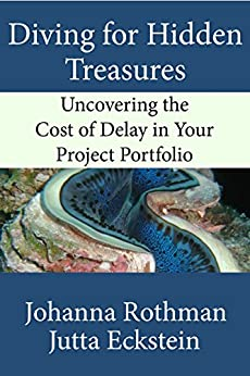 Diving for Hidden Treasures: Uncovering the Cost of Delay in Your Project Portfolio (English Edition) von [Rothman, Johanna, Eckstein, Jutta]