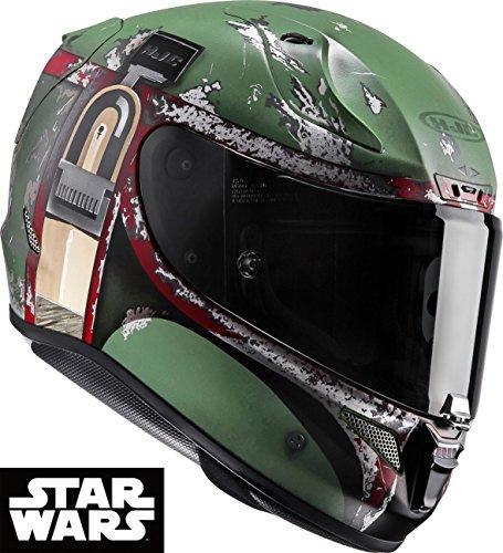 HJC rpha11Star Wars Boba Fett Casco Integral