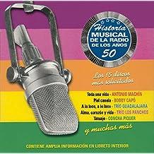 Historia Musical de la Radio de los Años 50  vol. 2