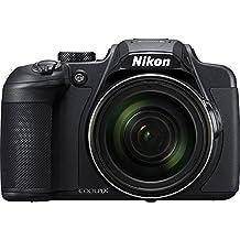 "Nikon COOLPIX B700 Cámara puente 20.3MP 1/2.3"" CMOS 5184 x 3888Pixeles Negro - Cámara digital (20,3 MP, 5184 x 3888 Pixeles, 1/2.3"", CMOS, 60x, Negro)"
