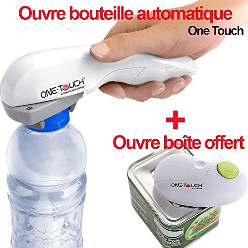 one_touch ouvre Bouteille Automatique +ouvre boîte Offert Offre spéciale !