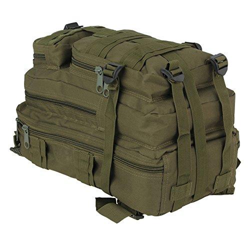 ... Koolertron sport esterno tattico militare dello zaino Molle Zaini  campeggio Escursionismo Bag Borsa a tracolla Uomo ... ffe2970fc63