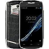 DOOGEE T5 Teléfonos Móviles Libres Baratos- 4G LTE Smartphone Libre Rugged - IP67 Impermeable - MT6753 Octa Core 1.3GHz - 3GB RAM + 32GB ROM - Android 6.0 - Cámaras de 5MP + 13MP - Batería de 4500mAh - Dual SIM Teléfono Móvil - Apariencia Doble