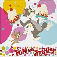 Copripiumino Tom E Jerry.Tom E Jerry Tessili Per La Casa Casa E Cucina Amazon It