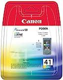 Canon CL-41 Cartouche Couleur (Pack plastique sécurisé)