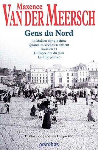 Gens du Nord (nouvelle édition) par Maxence VAN DER MEERSCH