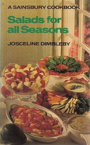 Salads for all Seasons (Sainsbury Cookbook Series)