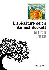 vignette de 'L'apiculture selon Samuel Beckett (Martin Page)'