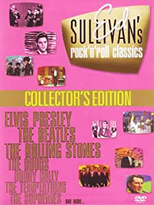 Box Ed Sullivan Vol 2 - Coffret 3 DVD