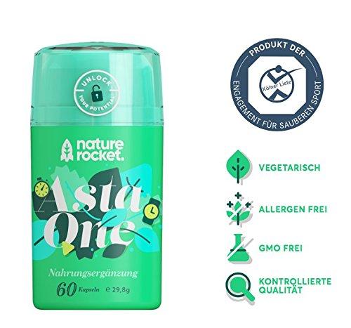 100% Natürliches Astaxanthin 4mg mit Herkunftsgarantie   Superfood Alge Haematococcus Pluvialis   60 Vegetarische Licaps Flüssigkapseln   Streng geprüfte Qualität   Versandkostenfrei