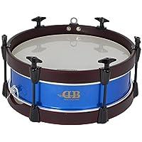 DB Percussion DB4100 - Bombo charanga 45 x 18 cm, color azul