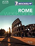 Guide Vert Week-End Rome Michelin