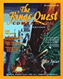 The King's Quest Companion, 4th Edition (Covers Games I-VII) by Peter Spear (1997-07-01) - 01/07/1997